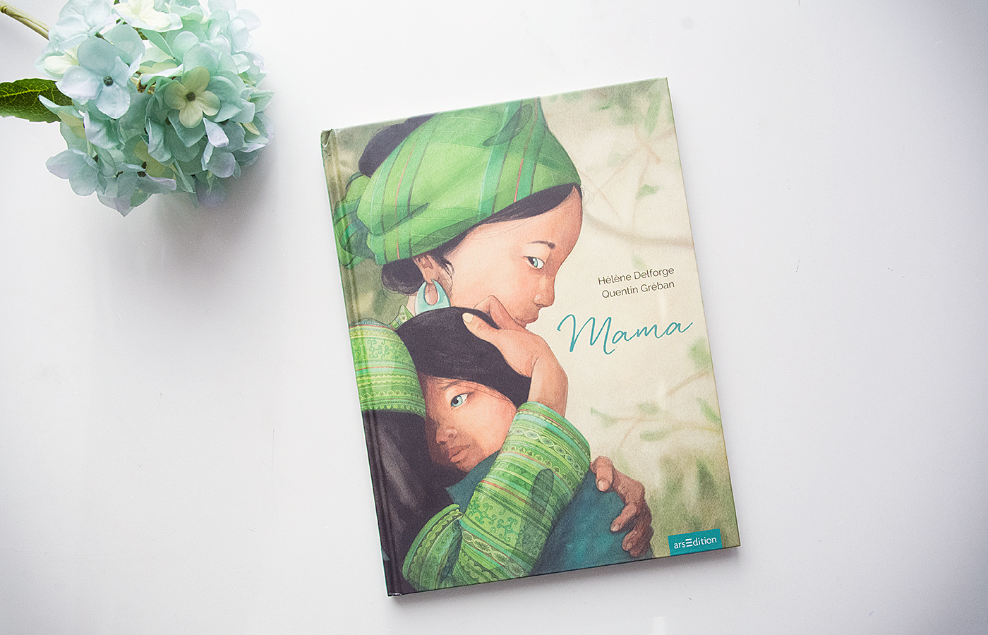 »Mama«  von Hélén Delforge und Quentin Gréban