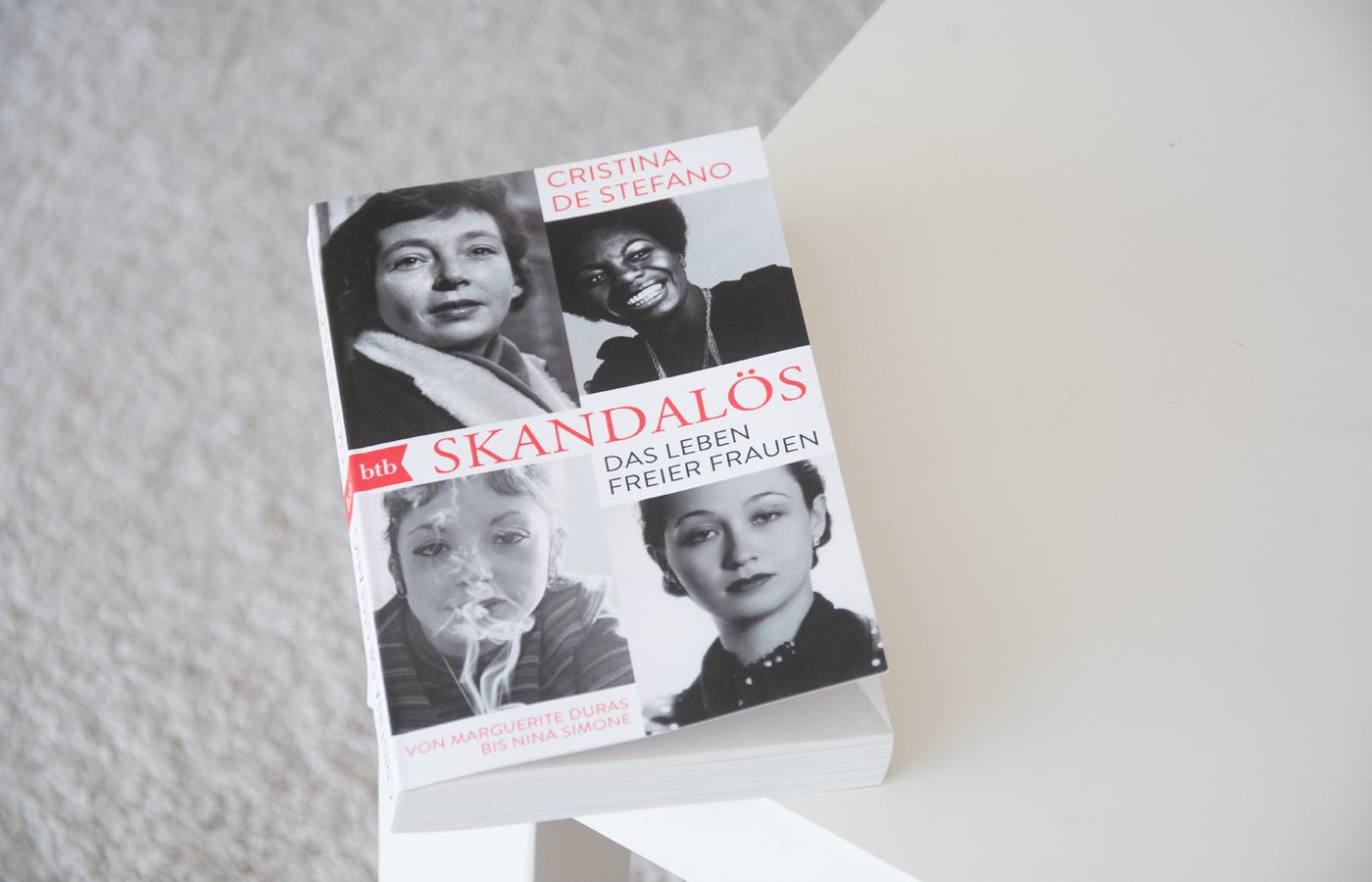 »Skandalös – Das Leben freier Frauen« von Cristina De Stefano