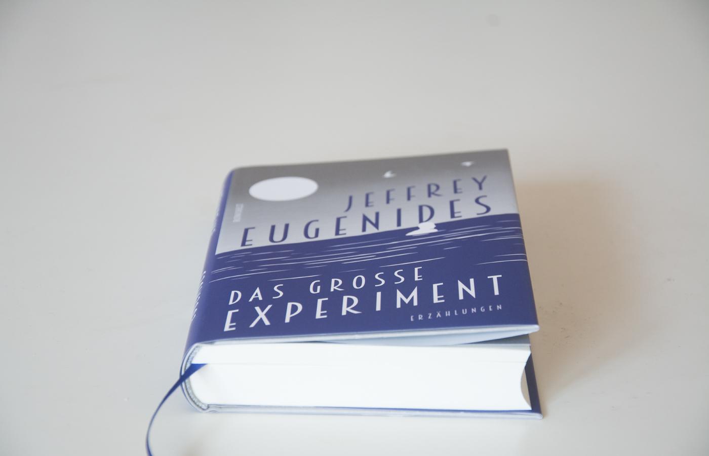 Literaturbesprechung:  »Das grosse Experiment« von Jeffrey Eugenides
