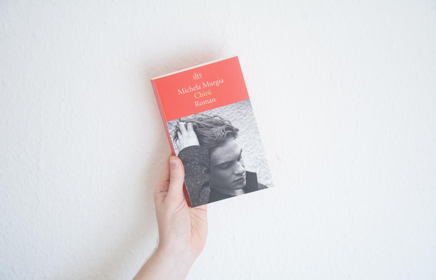 Literaturbesprechung:  »Chirú« von Michela Murgia