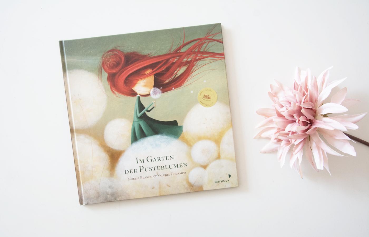 Literaturbesprechung:  »Im Garten der Pusteblumen« von Noelia Blanco und Valeria Docampo