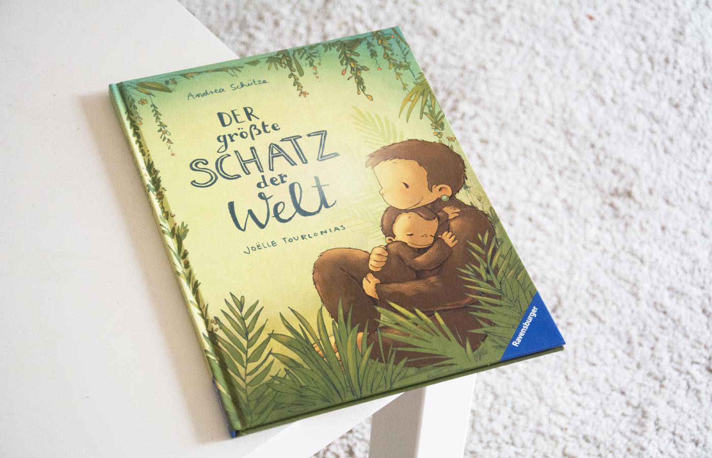 Literaturbesprechung: »Der größte Schatz der Welt« von Andrea Schütze & Joëlle Tourlonias