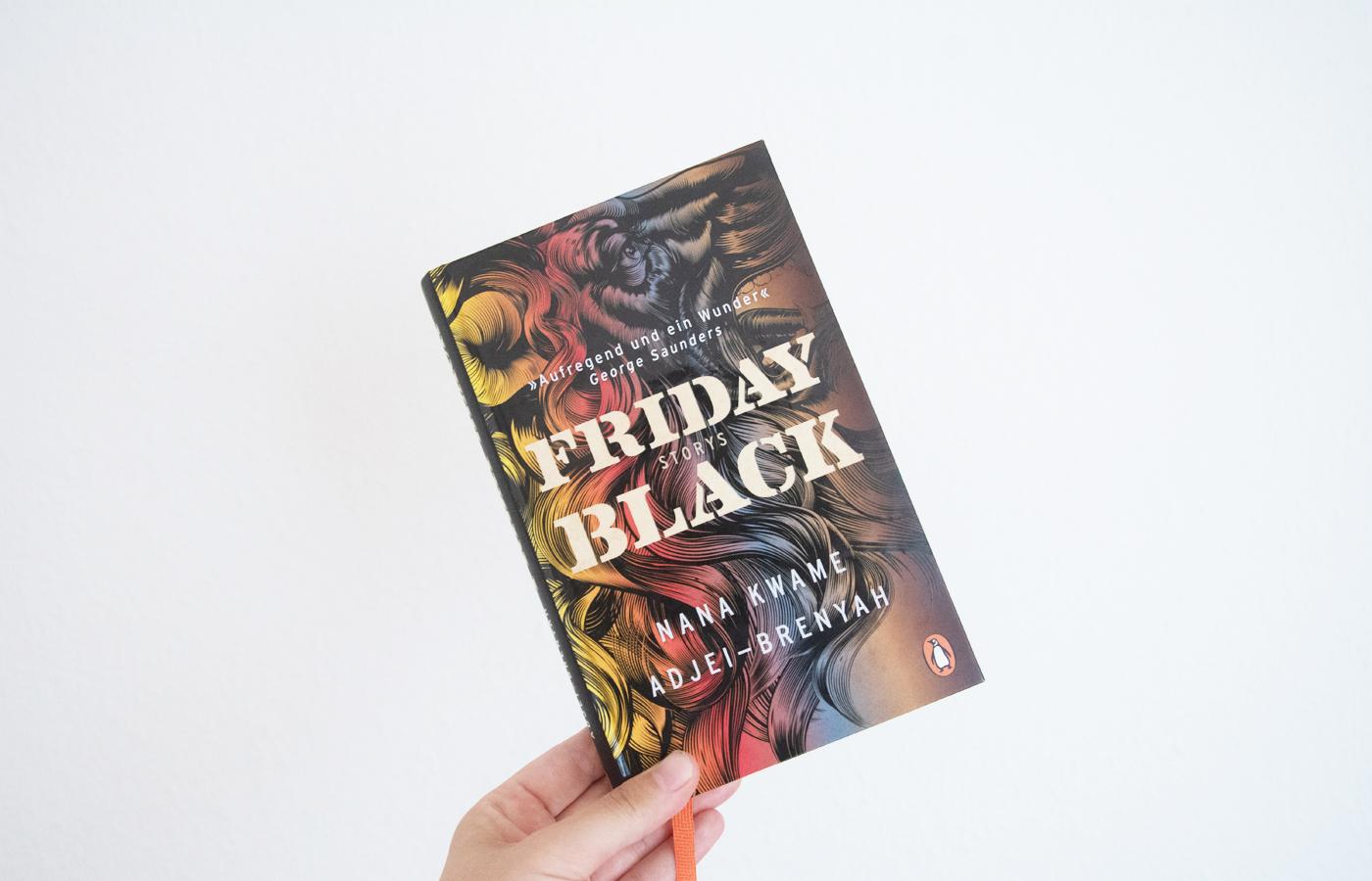 Literaturbesprechung:  »Friday Black« von Nana Kwame Adjei-Brenyah