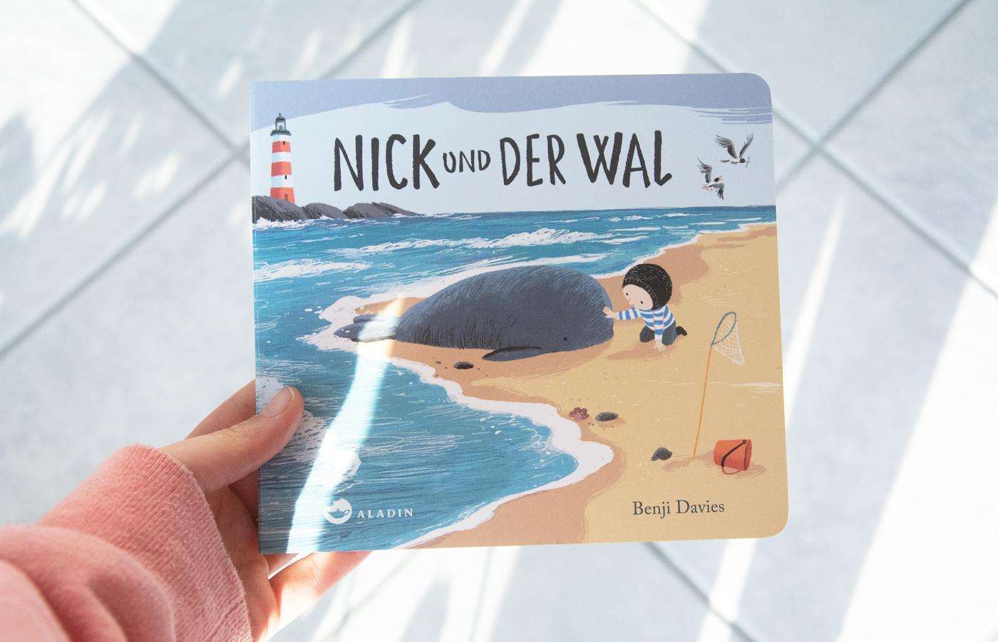 »Nick und der Wal« von Benji Davies