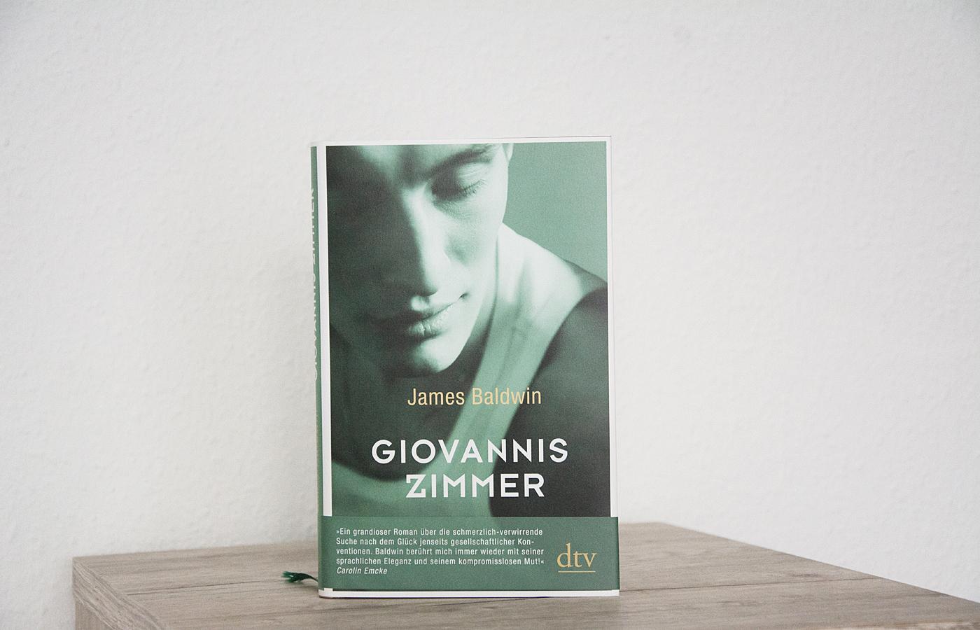 Leserunde im Buchclub:  »Giovannis Zimmer« von James Baldwin
