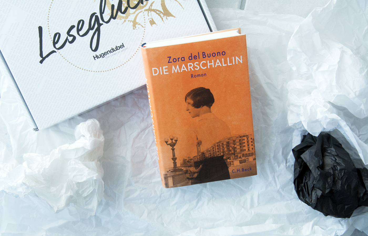 Leseglück von Hugendubel #2: »Die Marschallin« von Zora del Buono