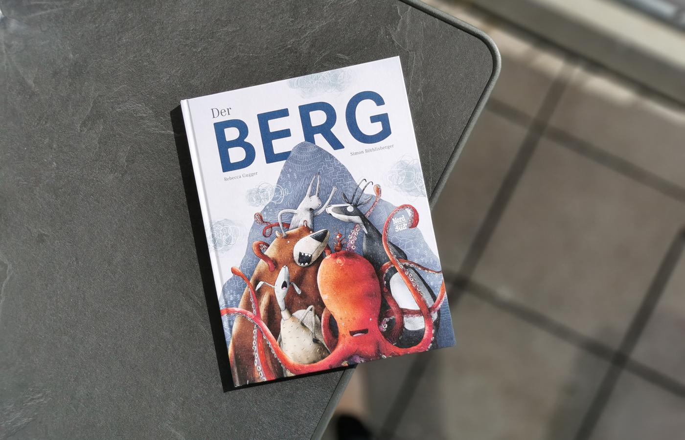 »Der Berg«  von Rebecca Gugger & Simon Röthlisberger