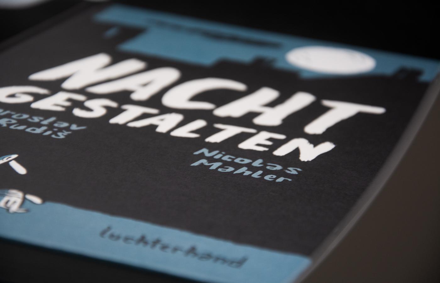 »Nachtgestalten«  von Jaroslav Rudiš & Nicolas Mahler