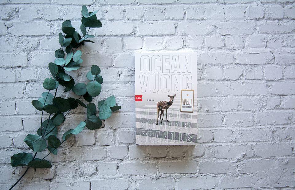 »Auf Erden sind wir kurz grandios« von Ocean Vuong