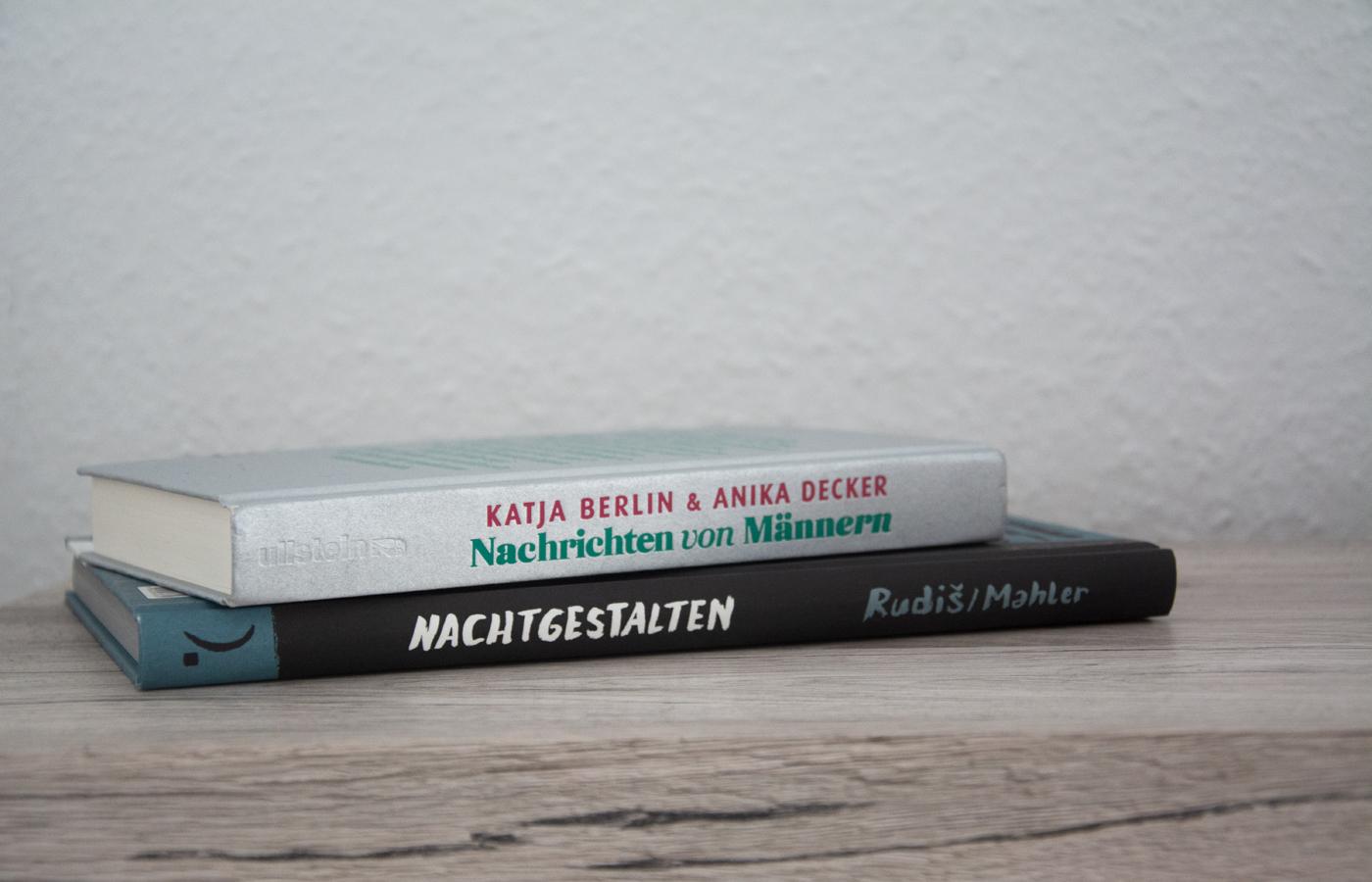 Leserückblick  August 2021