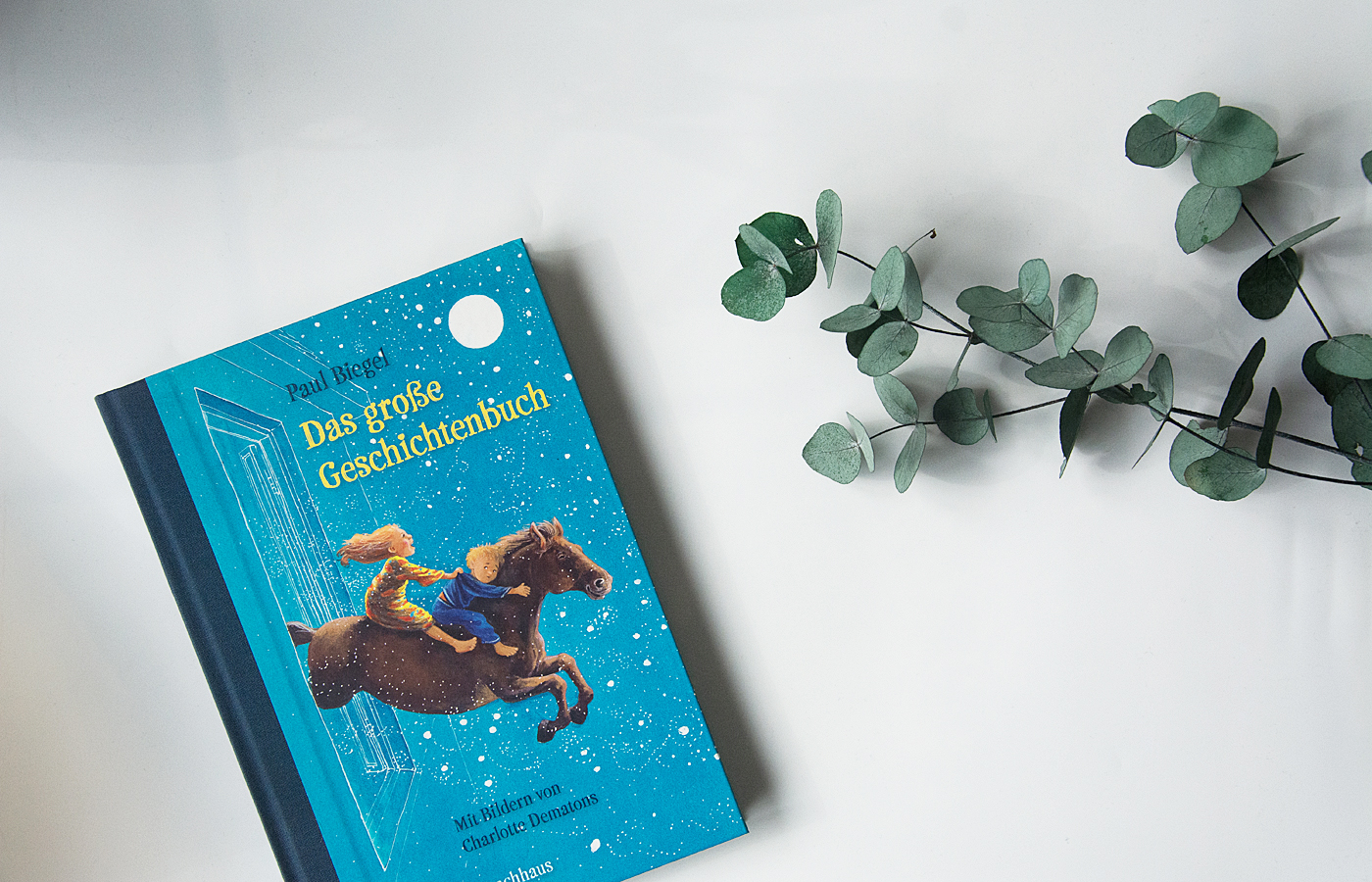 »Das große Geschichtenbuch« von Paul Biegel