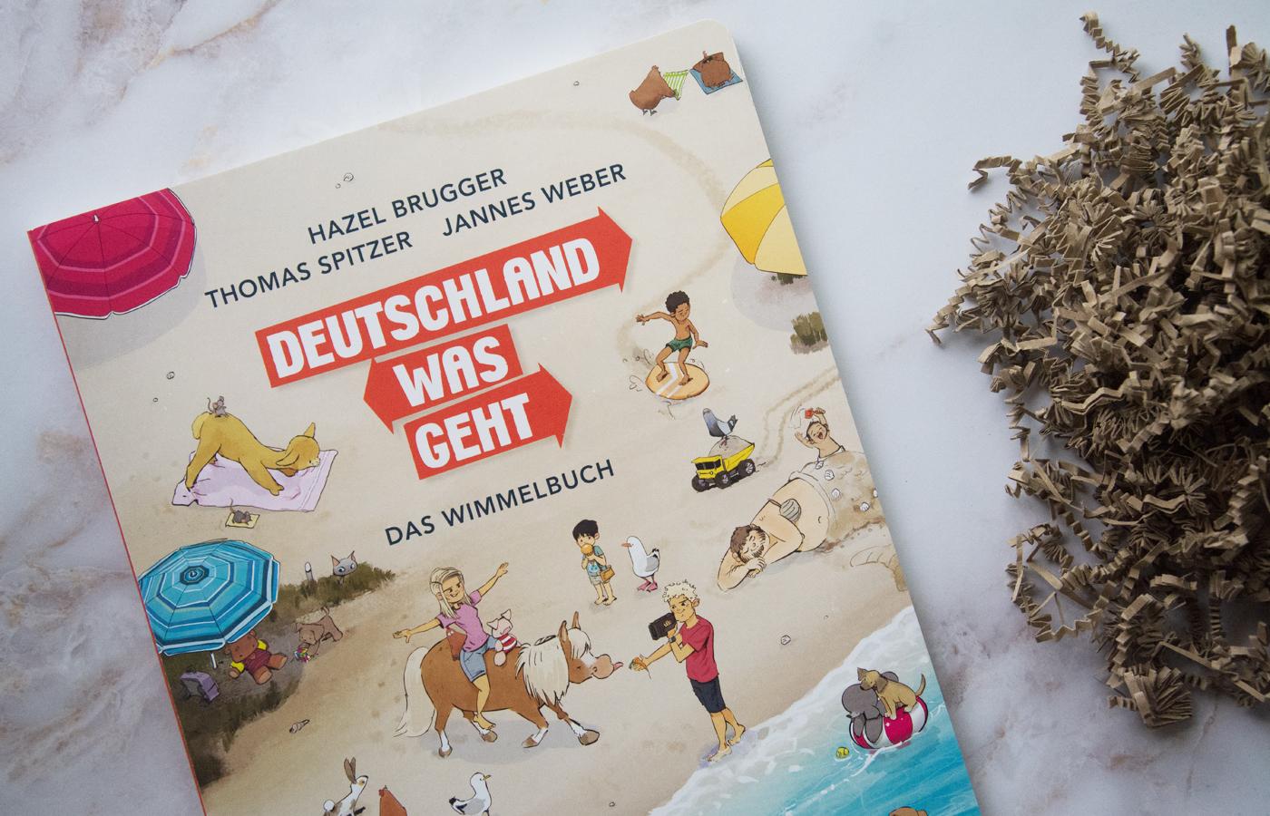 »Deutschland, was geht« von Hazel Brugger, Thomas Spitzer & Jannes Weber